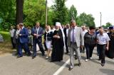 Митрополит Александр принял участие в торжествах, посвященных Дому Романовых в Брасовском районе