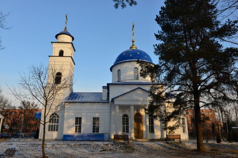 брянск фото собор